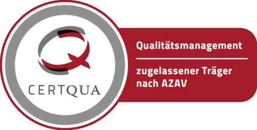 Certqua Zeichen AZAV
